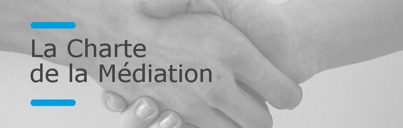 charte de la médiation