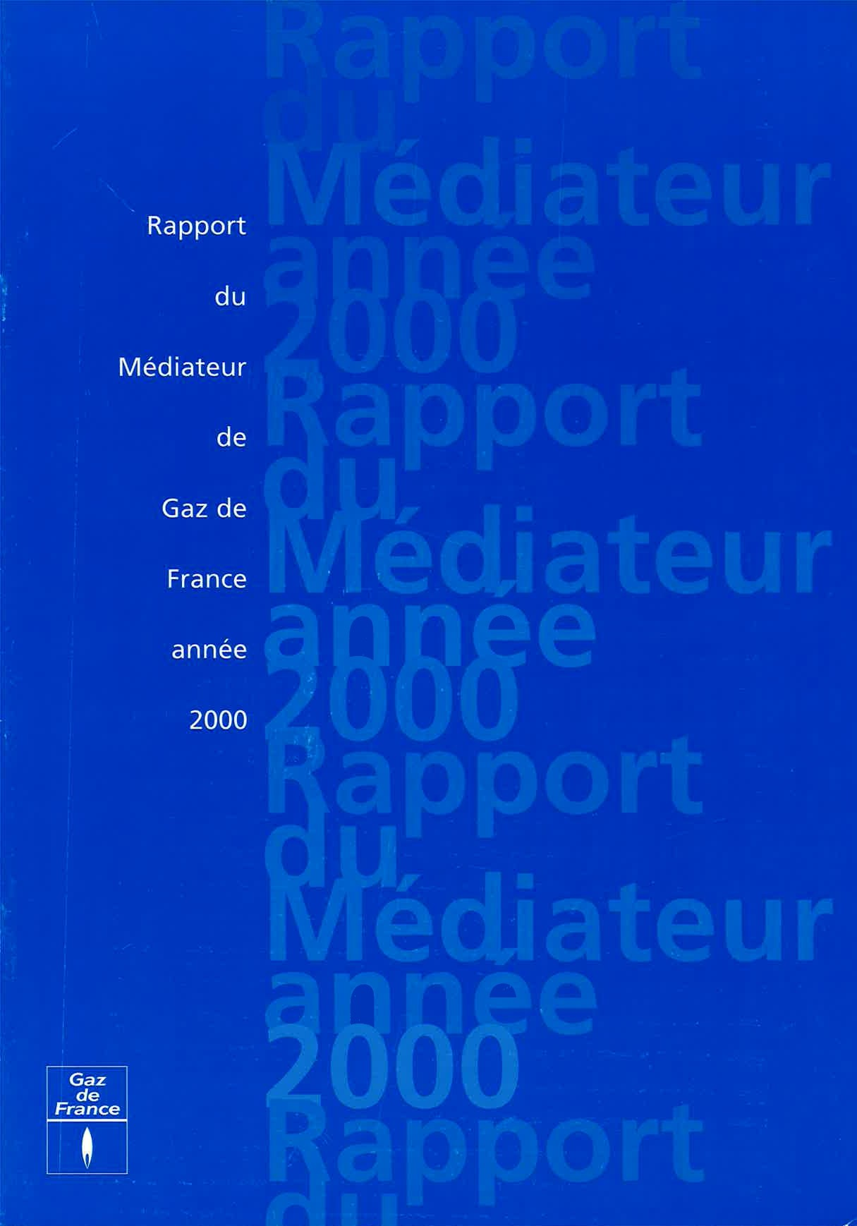 Rapport 2000