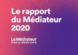 Bandeau du rapport annuel 2020
