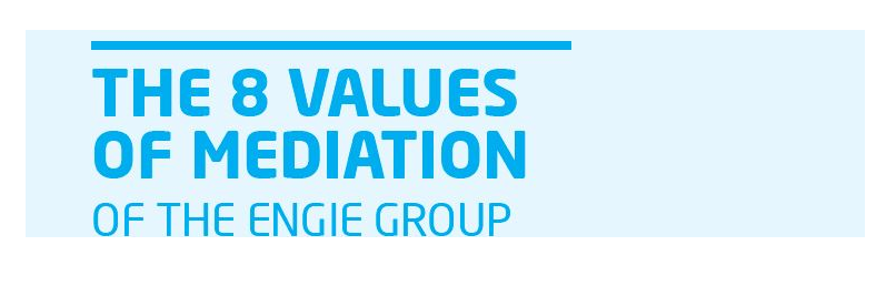 The 8 values of Medition