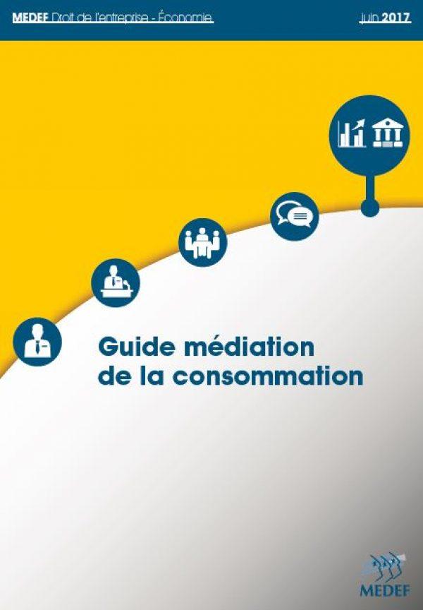 Guide médiation de la consommation