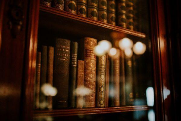 Bibliothèque ancienne