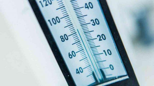 Photo thermomètre